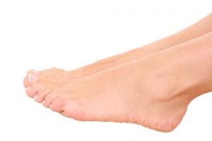ניתוח פלסטי בכפות הרגליים